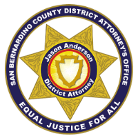 san bernardino county district attorney's office logo