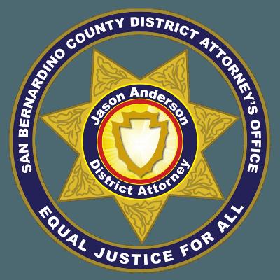 San Bernardino County DA logo