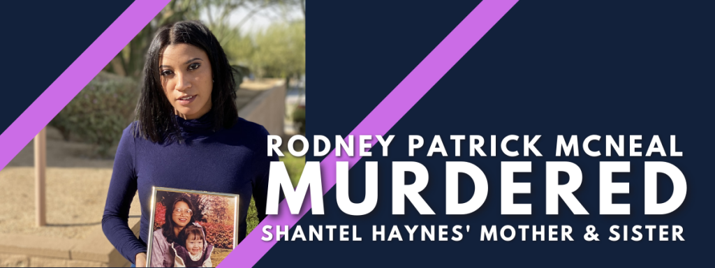 Header graphic for Rodney Patrick McNeal case