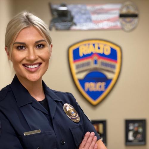Justice Talks Host Amanda DeLeon