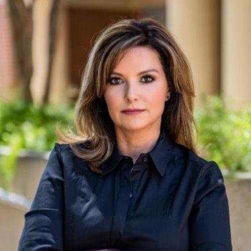 Justice Talks Host Denise Yoakum