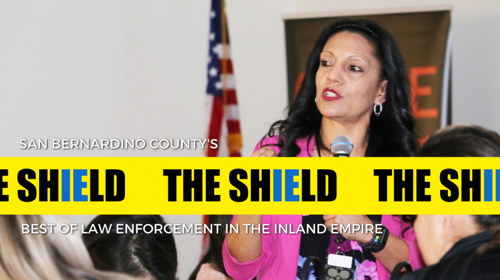 The Shield blog graphic featuring Angel Magallanes