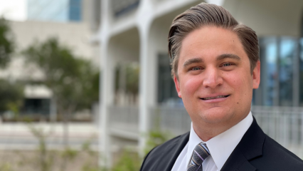 Deputy District Attorney Tyler Beach