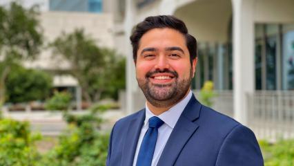 Deputy District Attorney Juan Garcia Moreno