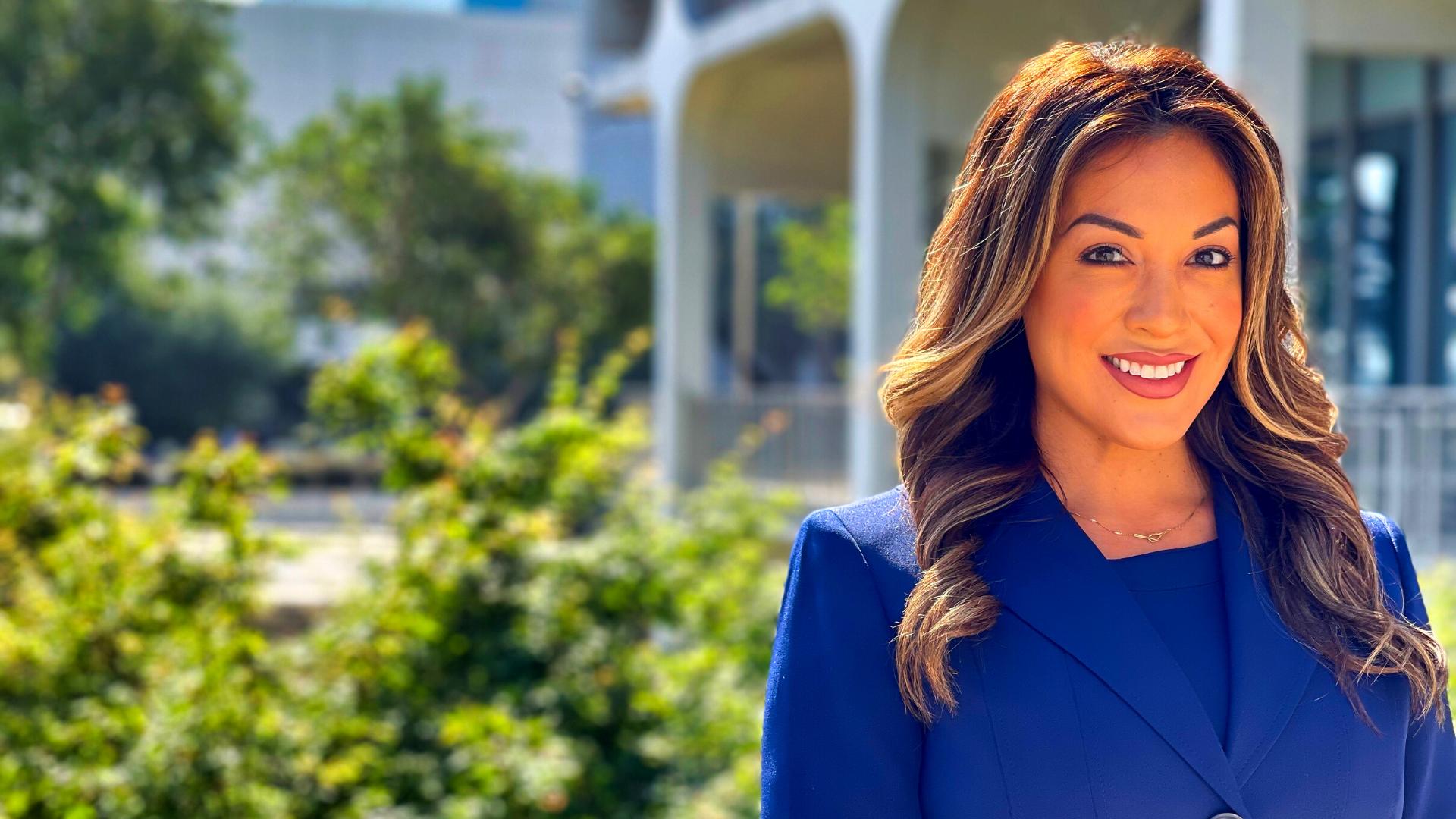 Deputy District Attorney Adrienne Mendoza